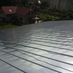 Rekonstrukce střechy ve Světlíku