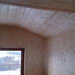 Palubkové obklady stěn a stropů